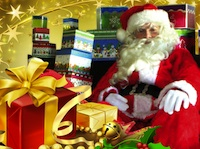 Santa Claus,Father Christmas,