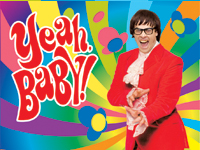 Dean Taylor is Austin Powers