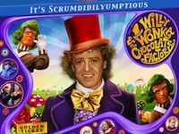 Dean Taylor As Willy Wonka